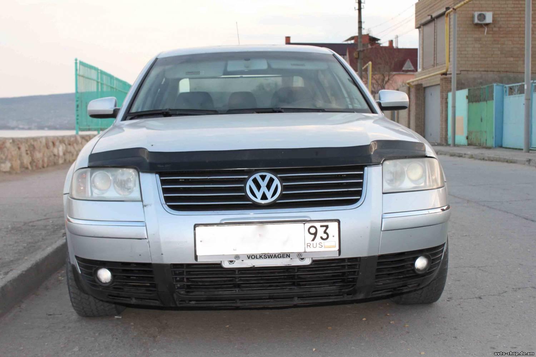 Passat 2003 Новороссийск - 350000руб